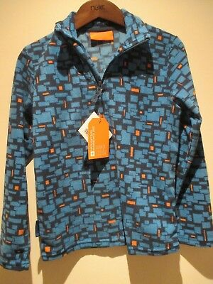 Brand New With Tags Girls Mountain Warehouse Fleece Age 11