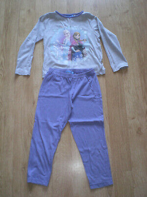 Girls 2-piece, Long Sleeve Pyjama Set, Disney, 5-6yrs