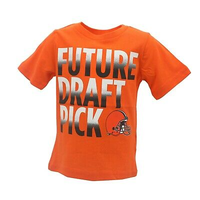 4394a5396 Cleveland Browns Official NFL Apparel Infant Toddler Size T-Shirt New with  Tags