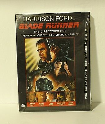 Blade Runner - The Director's Cut (DVD, 1997) snapcase NEW AUTHENTIC REGION 1