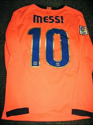 best loved eeef5 c6d77 AUTHENTIC MESSI NIKE Barcelona Jersey 2010 2011 Shirt ...