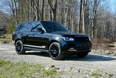 2014 Land Rover Range Rover 4WD 4dr Supercharged 2014 Range Rover HSE Supercharged, One Owner 30K Miles