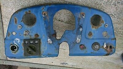 Leyland 154 Tractor Dash Assembly C/W Switches.
