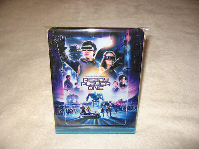 Ready Player One [Blu-ray Steelbook - Manta Lab ME#17] (steelbook only)