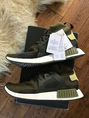brand new dade6 4691e Adidas Nmd Xr1 Winter Khaki Trainers Size 10