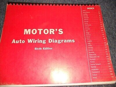 1961 - 1965 mercury comet cyclone caliente capri wiring diagrams manual  sheets s