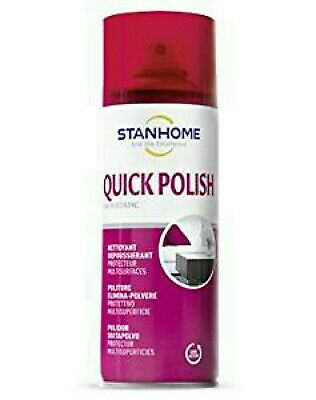 Stanhome: Quick Polish (Spray Elimina Polvere)