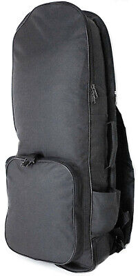 Metal Detecting Backpack Black Carry Bag Pouch Carryin Case Treasure Hunting