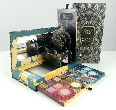 New LIMITED EDITION Urban Decay Game of Thrones Eyeshadow Palette | SOLD OUT