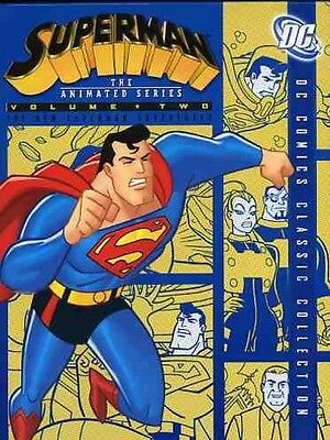 Superman: The Animated Series, Vol. 2 [2 Discs] (2005, DVD NEW)