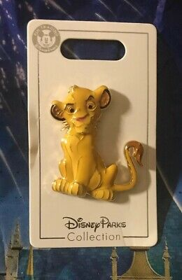 Disney Parks Lion King Simba Pin New OE Pin In Hand