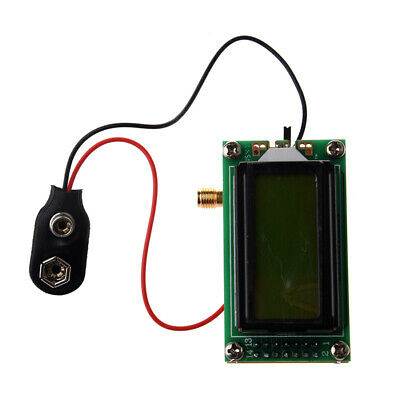 3X(High Accuracy 1-500MHz Frequency Counter Tester Measurement Meter S2T2)