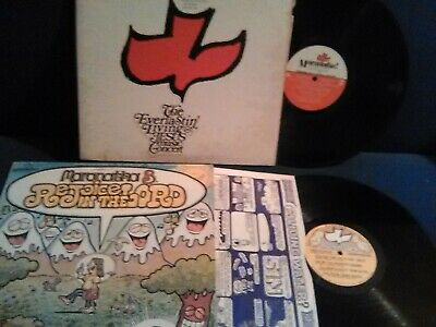 Maranatha - 2 Lot Sale Compilation Xian Hippie Rock Orig M- Blessed Hope/the Way