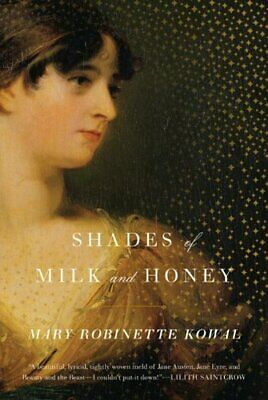 Shades of Milk and Honey by Kowal, Mary Robinette Book The Cheap Fast Free Post