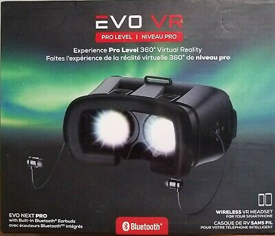 1b6d6127aa30 EVO VIRTUAL REALITY Wireless Gamepad for iPhone and Android Black ...