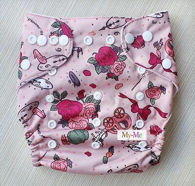 H11 Baby Cloth Diaper  Washable Reusable Pocket Best Nappy diaper cover