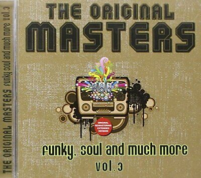 original masters - funky - various CD 26VG The Cheap Fast Free Post The Cheap