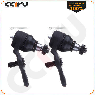 2pcs Front Lower Ball Joints Suspension Steering For 1995-2002 2003 2004 Toyota