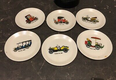 Coasters Vintage Car Pictures