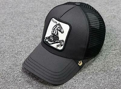 52e8a4ffbc520 GOORIN BROS TRUCKER Hat Snapback Cap STALLION ANIMAL FARM Gallo Beaver