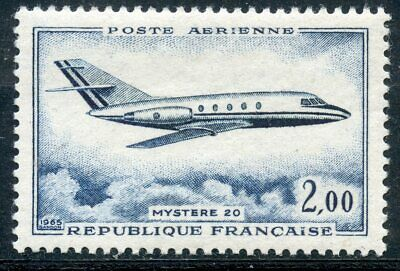 Stamp / Timbre France Neuf Poste Aerienne N° 42 ** Mystere 20
