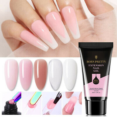 Quick Building UV Poly Builder Nail Gel Polish Nail Art Extension Acrylic Kits