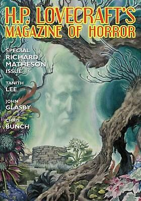 H.P. Lovecraft's Magazine of Horror #2: Book Edition by Marvin Kaye (English) Pa