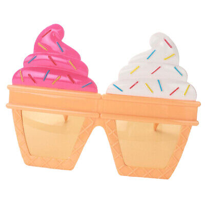 Funny Kids Bicycle Shaped Sunglasses Party Glasses Mask Costume Boys Girls