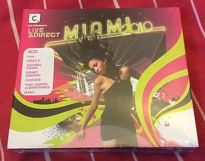 CR2 Presents (Live and Direct Miami 2010 BRAND NEW FACTORY SEALED 3x CD Set