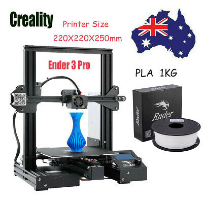 Creality Ender 3 Pro Precise 3D Printer 220x220x250mm Magnetic+Glass Plate