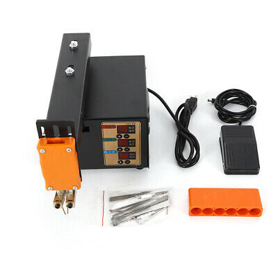 3KW LED Pulse Battery Spot Welder Welding Machine 18650 Battery Pack 110V