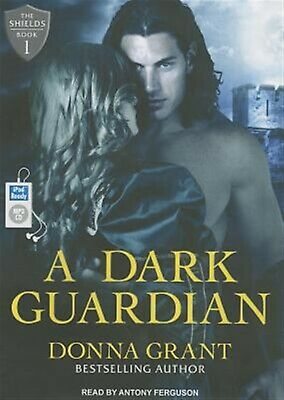 A Dark Guardian by Grant, Donna CD-AUDIO