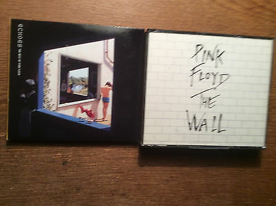 Pink Floyd  [2x 2 CD Album] The Wall + ECHOES  ( BEST OF)