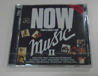 NOW That's What I Call Music! 2 (New and Sealed 2019 Remastered Edition)