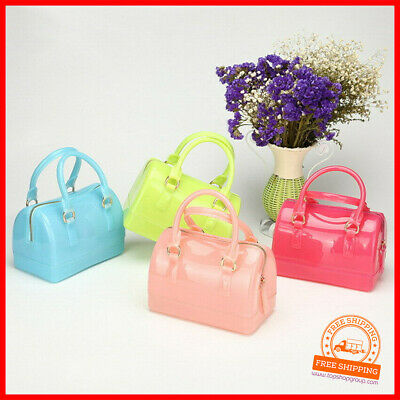 392e9a8ad50e7 CANDY Jelly Bag - Handtasche Trend 2019 - 32 coole Farben - Coole Jellybags