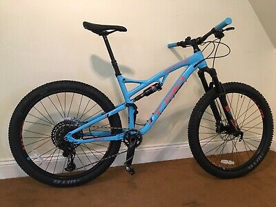 Whyte T-130s Bicycle M Frame Size Light Blue Brand New Condition