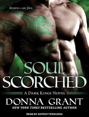 Soul Scorched by Grant, Donna CD-AUDIO