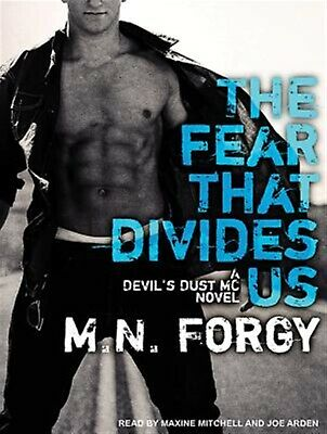 The Fear That Divides Us by Forgy, M. N. CD-AUDIO