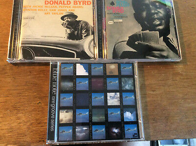 Donald Byrd [3 CD Alben] Places And Spaces + Royal Flush + Off the Races