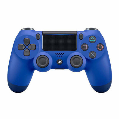 Official Sony PlayStation 4 Game Controller PS4 DUALSHOCK 4 BLUE V2