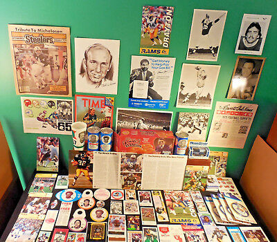 1961-03 Penn State University Nittany Lions Lot 200+ cards collectibles display