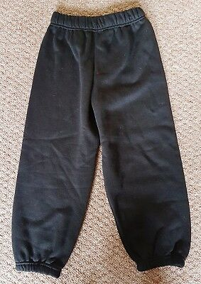Unisex Fleece Jogging Bottoms School PE Warm Winter Pants age 3 - 5 years (24)