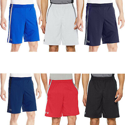 Under Armour UA Mens Tech Mesh Gym Fitness Workout Training Sports Shorts
