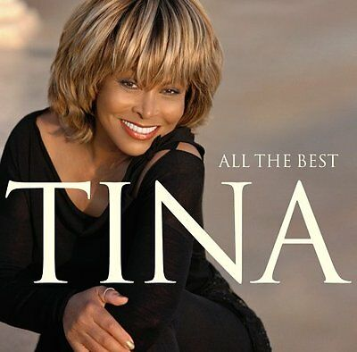 Tina Turner - All The Best - Greatest Hits 2 X Cd Set - The Best/ Typical Male +