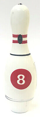 Eclipse Collectible Novelty Bowling Pin Design Refillable Lighter, 1244-1