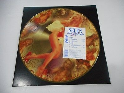 Selen -  Lady Of The Night -  Mix  Picture Disc 1996 Mint