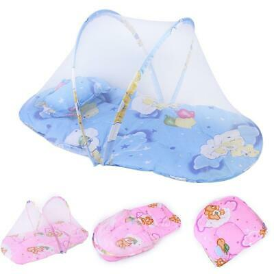 Durable Practical Baby Folding Mosquito Net With Cotton Pad RR6