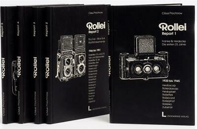 Claus Prochnow - Rollei  Report Band 1-5