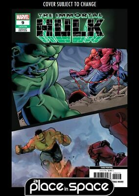 The Immortal Hulk #9 - 3Rd Printing (Wk17)
