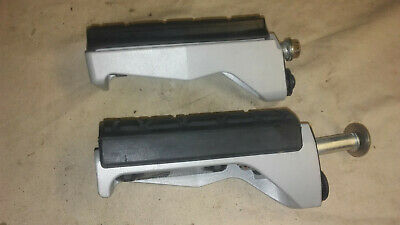 2013 Can-Am SPYDER RT RTS Footrest Pegs USED